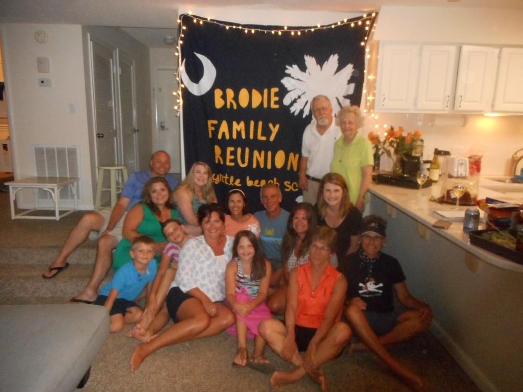 Brodie Family Reunion